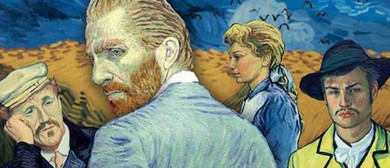 One Night Only - Loving Vincent Movie Fundraiser