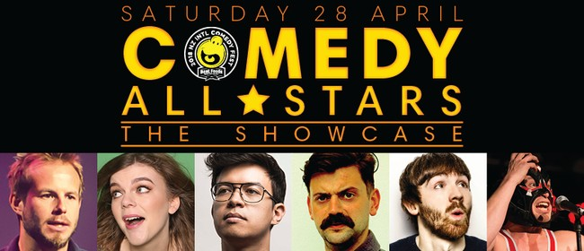 Comedy Allstars Showcase - One Night Only