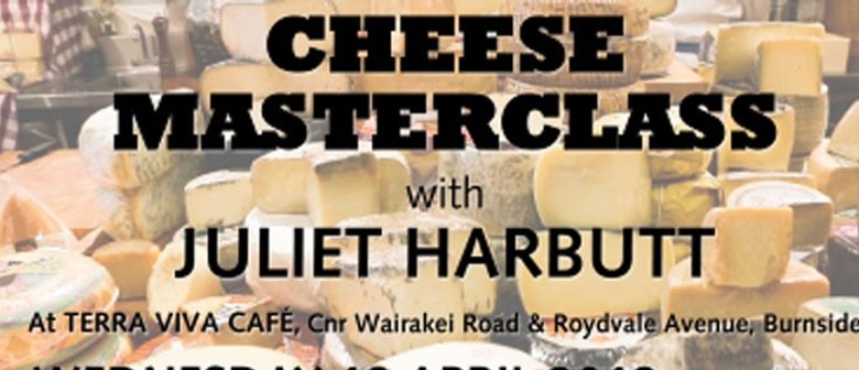 Cheese Master Class