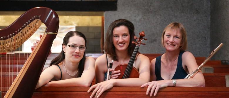 Toru Trio - Harp, Flute, Viola