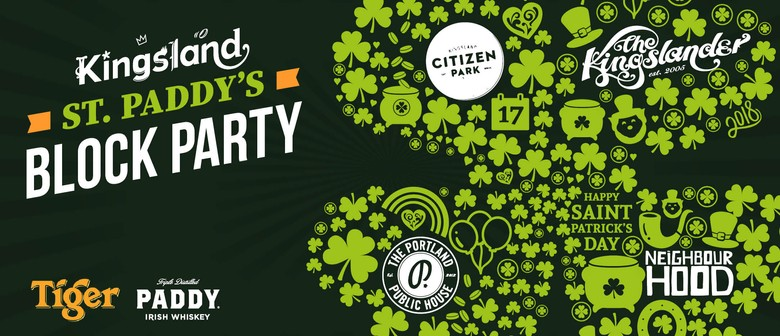 St Paddy's Block Party