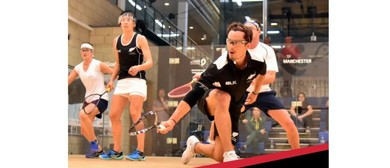 National Squash Open Day 2018