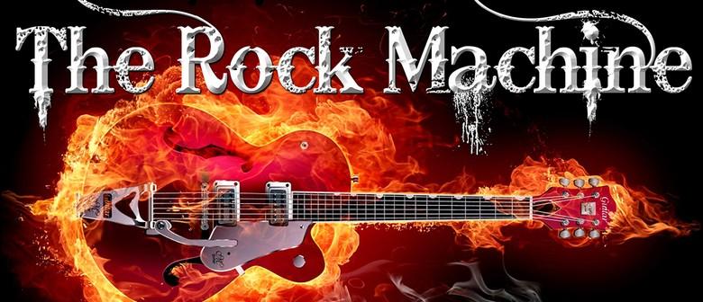 Sin Bin Rocks Out With Rock Machine