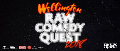 Wellington Raw Comedy Quest - Heats 5, 6