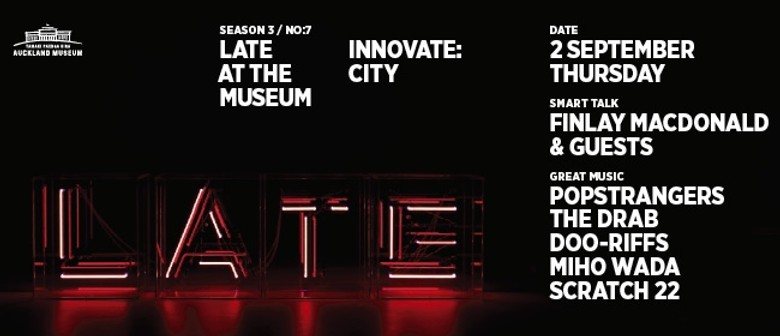 Late at the Museum with Popstrangers, Drab Doo-Riffs & Other