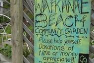 Waikanae Beach Community Garden Party