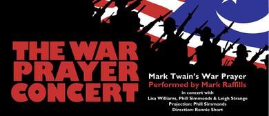 The War Prayer Concert