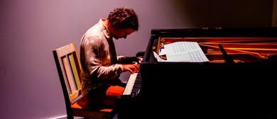 Jonathan Crayford - Steinway Tour