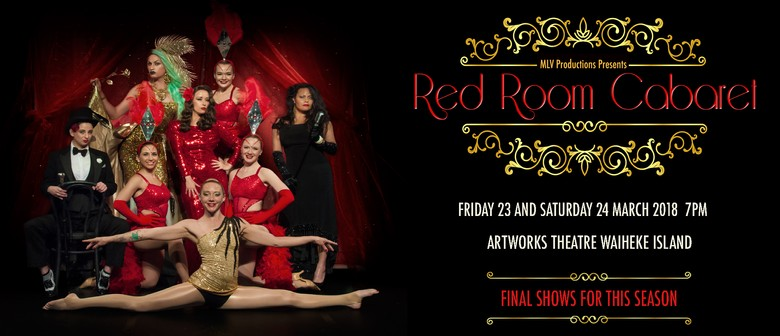 Red Room Cabaret - The Finale