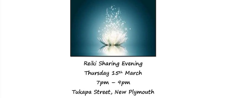 Reiki Practitioners and Masters Gathering New Plymouth