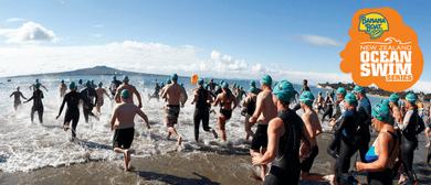 Banana Boat New Zealand Ocean Swim Series - King of The Bays