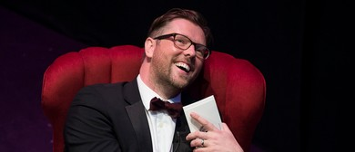 An Evening With Damian Barr
