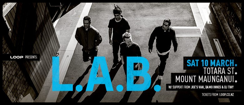 L.A.B.: SOLD OUT