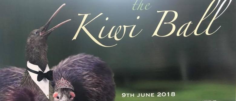 """South Wairarapa Veterinary Services """"The Kiwi Ball"""""""