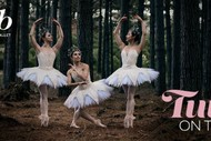 Image for event: Tutus On Tour