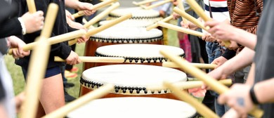 Intro to Taiko Drumming - Open Day
