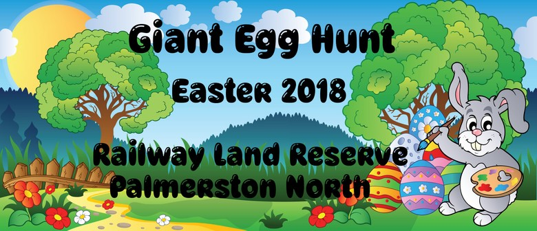 Giant Egg Hunt