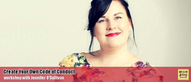 Workshop: Create Your Own Code of Conduct