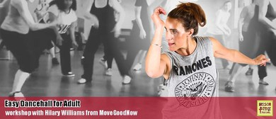 Workshop: Easy Dancehall for Adult Beginners