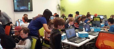 Roll Up Your Sleeves - Let Us Code - School Holiday Programm