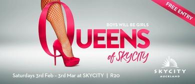 Queens of SKYCITY