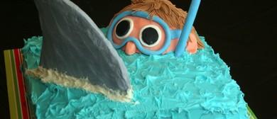 Workshop: Novelty Cakes (Parents & Kids)