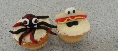 Workshop: Cup Cake Creations