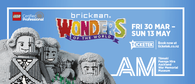 Brickman: Wonders of the World