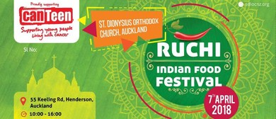 Ruchi 2018 - Indian Food Festival