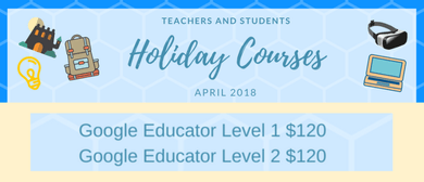 Google Educator Level 1 Guided Study Group