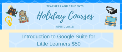 Introduction to Google Tools for Little Learners