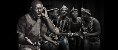 Zulu Love - South African Harmonies: CANCELLED
