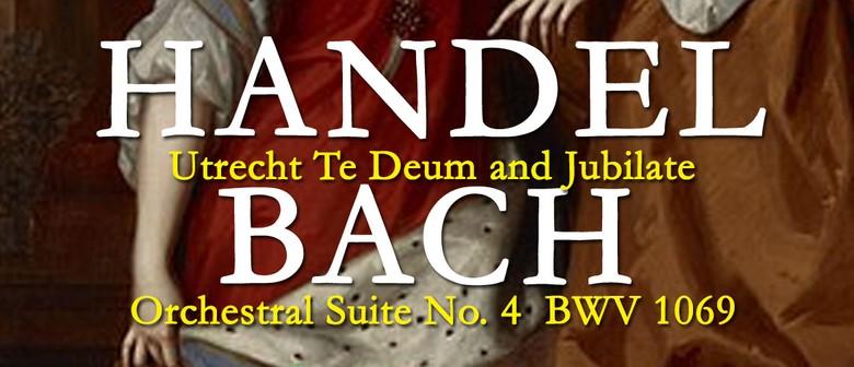 Utrecht Te Deum & Jubilate - Handel Consort & Quire