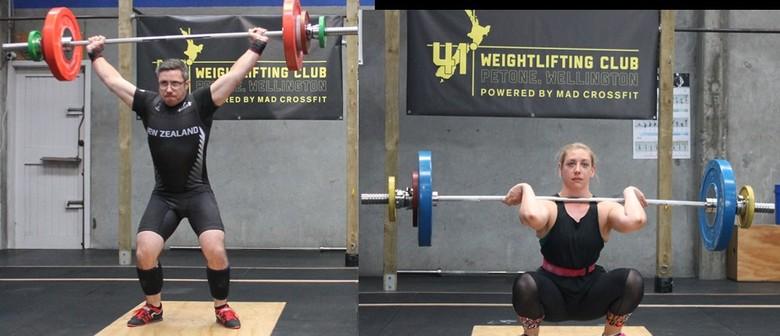 Olympic Weightlifting Workshops - Beginner