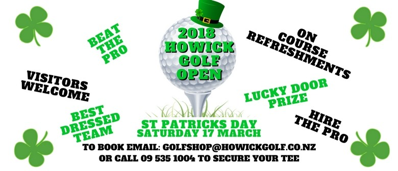 The Howick Golf Open