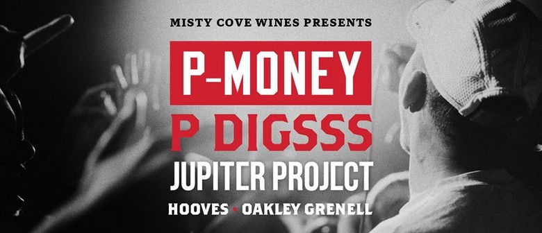 Misty Cove Wines Present - P-Money and Friends