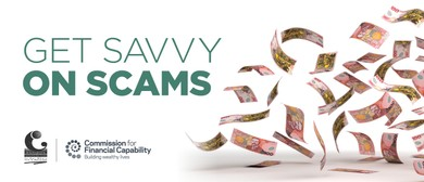 Get Savvy On Scams