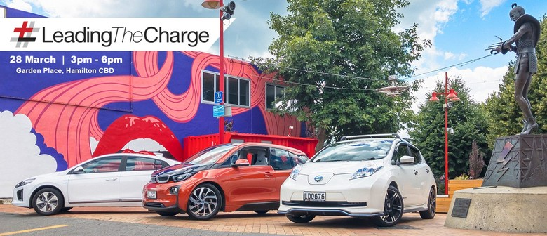 Hamilton Welcomes The Leadingthecharge Ev Road Trip