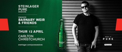 Steinlager Pure Sessions Presents Barnaby Weir & Friends