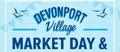 Devonport Village Market Day