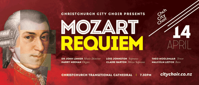 Christchurch City Choir Sings Mozart Requiem
