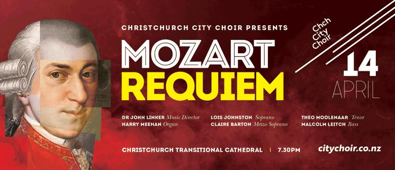 Christchurch City Choir Sings Mozart Requiem