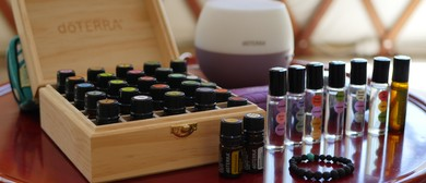 Essential Oil Rollerball Making Workshop