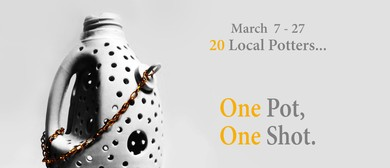 One Pot, One Shot - Canterbury Potters Exhibition