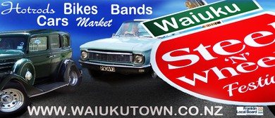 Waiuku Steel 'N' Wheels Festival