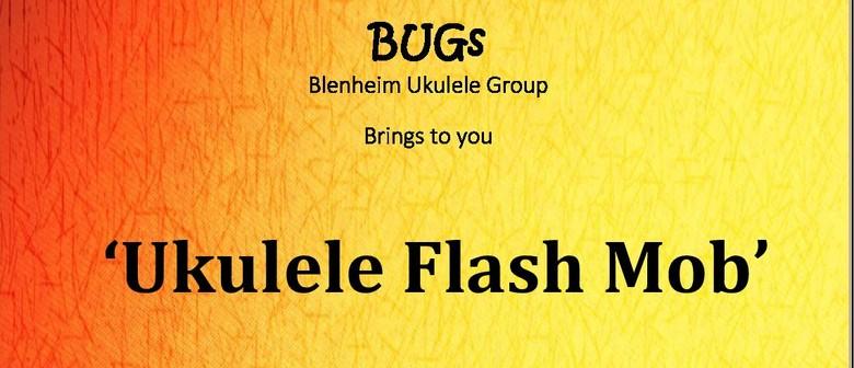Ukulele Flash Mob