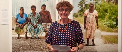 Women At the Frontline of Climate Change In Vanuatu - Talk