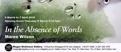 Maree Wilson - In the Absence of Words