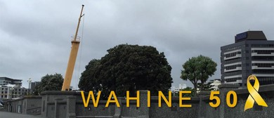 New Zealand Remembers - 50th Wahine Day