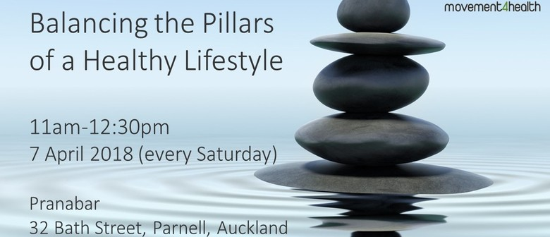 Balancing the Pillars of a Health Lifestyle Workshop